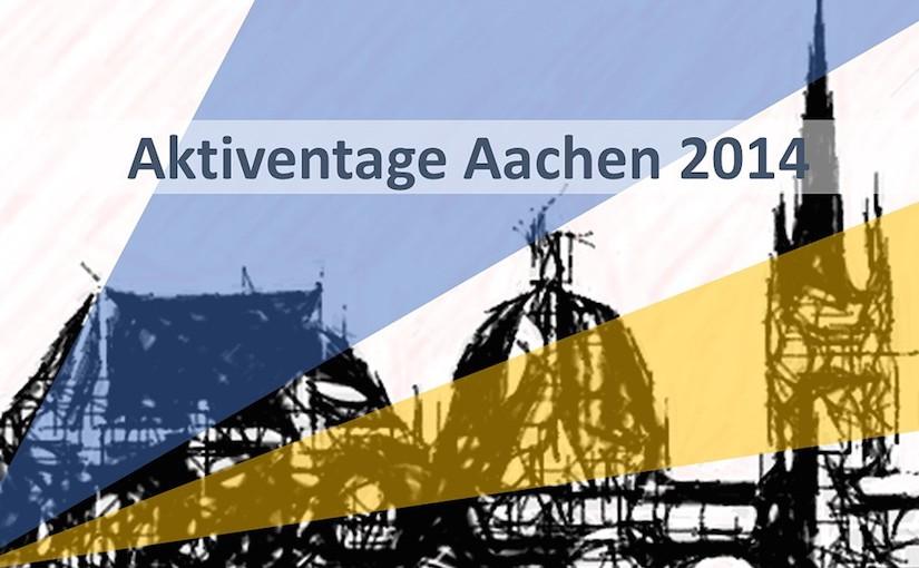 Aktiventag 2014 in Aachen
