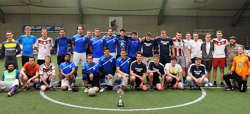 Unitas-Westpokal bleibt weiter in Aachen