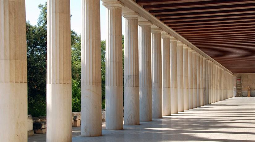 Die Ethik der Stoa – Der ist frei, der sich selbst beherrscht
