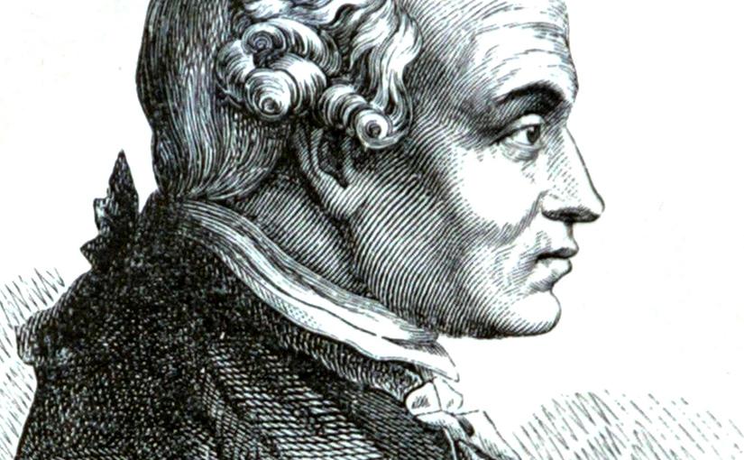 Die Moralphilosophie von Immanuel Kant