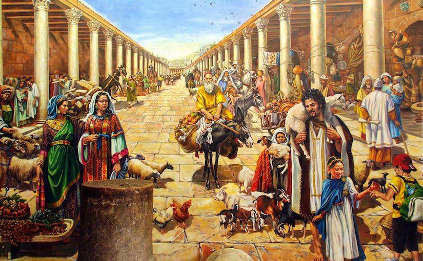 Neutestamentliche Zeitgeschichte: Historische Realität und religiöse Hoffnung